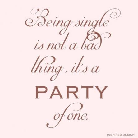 single life – This Single Sole
