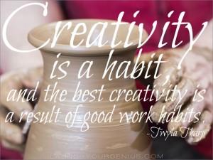 creativity-is-a-habit