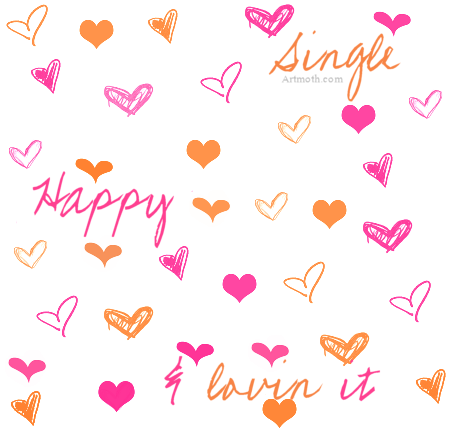 A Happy Single ValentinesDay