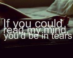 read my mind