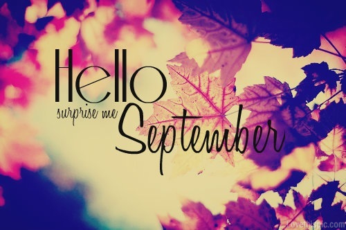 New Month New Beginnings