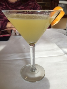 knockout martini