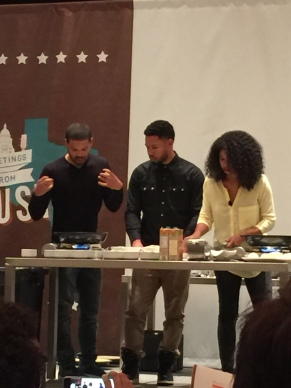 The Smollett Eats Cooking Demo