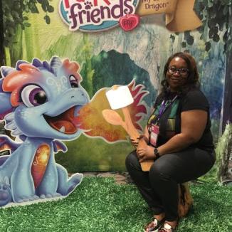 Hasbro at Blogalicious 2016