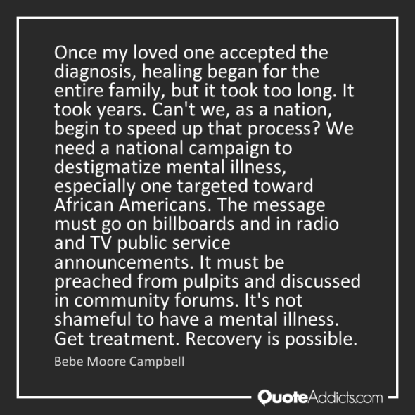 Bebe Moore Campbell quote
