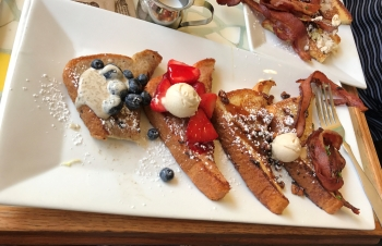 French Toast Flight