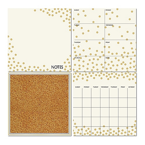 bed bath beyond cork planner boad $24.99