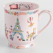 worldtraveler mug paris