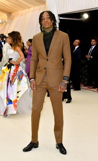 Met 2018-Wiz Khalifa