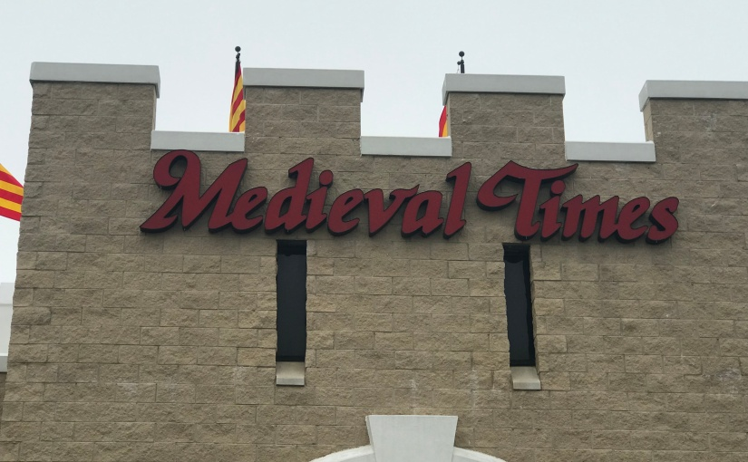 My Day at Medieval Times