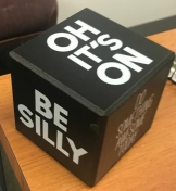 Desk Cube 2