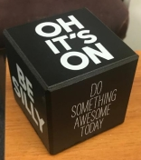 Desk Cube1